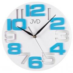 Nástenné hodiny JVD H107.6 25cm