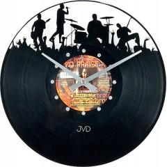 Nástenné hodiny design JVD HJ61 30cm