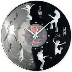 Nástenné hodiny design JVD HJ62 30cm
