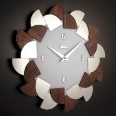 Nástenné hodiny I046W IncantesimoDesign 40cm