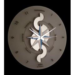 Nástenné hodiny I051B IncantesimoDesign 45cm
