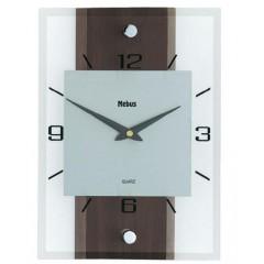Nástenné hodiny Mebus, Orech 28cm