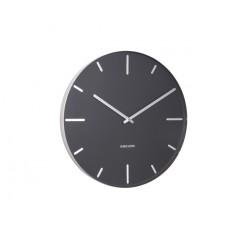 Nástenné hodiny 5444BK Karlsson 40cm