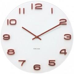Nástenné hodiny 5534 Karlsson 35cm