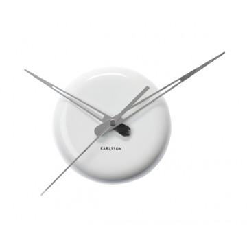 Nástenné hodiny 5452WH Karlsson 14cm