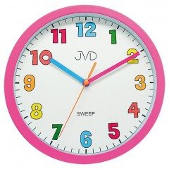 Nástenné hodiny JVD sweep HA46.2, 25cm