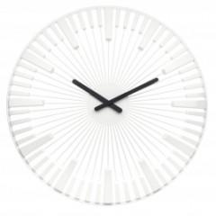 Nástenné hodiny PIANO biela, Koziol, 45cm
