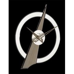 Nástenné hodiny I186GRA IncantesimoDesign 44cm