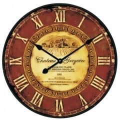 Nástenné hodiny Techno Line Retro WT 1511, 50cm
