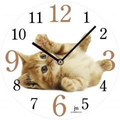 Nástenné hodiny 14843 Lowell 34cm