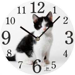 Nástenné hodiny 14844 Lowell 34cm