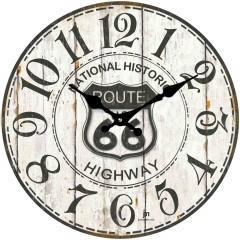 Nástenné hodiny 14848 Lowell 34cm