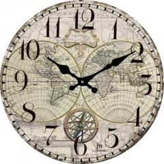 Nástenné hodiny 14863 Lowell 34cm