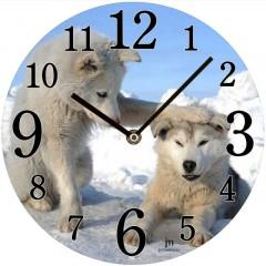Nástenné hodiny 14866 Lowell 34cm