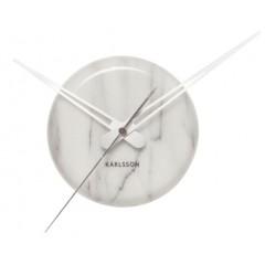 Nástenné hodiny 5535WH Karlsson 14cm