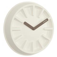 Nástenné hodiny KA5571WH Karlsson 40cm
