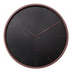 Nástenné hodiny KA5550BK Karlsson 38cm