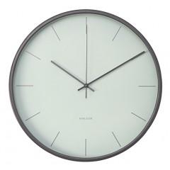 Nástenné hodiny KA5550GY Karlsson 38cm