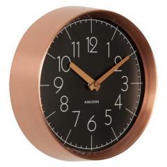 Nástenné hodiny KA5580BK Karlsson 22cm