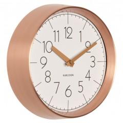 Nástenné hodiny KA5580WH Karlsson 22cm