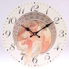 Nástenné hodiny HLC, Roma 1, 34cm
