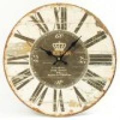Nástenné hodiny HLC, Queen 1, 34cm