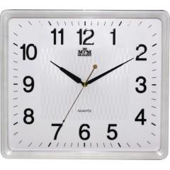 Nástenné hodiny MPM, 2929.0200.SW - perleť/biela, 36cm