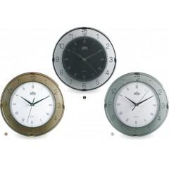Nástenné hodiny MPM, 2436 rôzne farby, 31cm