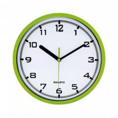 Nástenné hodiny MPM, 2477.40 - zelená, 20cm