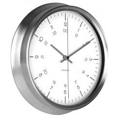 Nástenné hodiny KA5597WH Karlsson, NAUTICAL, 30cm