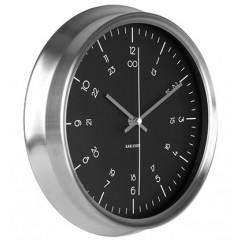 Nástenné hodiny KA5597BK Karlsson, NAUTICAL, 30cm