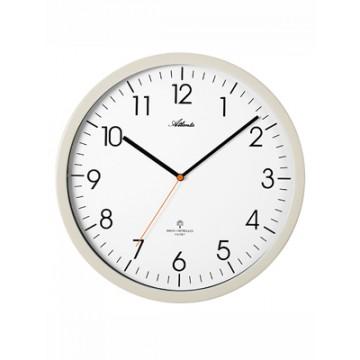 Nástenné hodiny Atlanta 4382/0, rádiom riadené 30cm