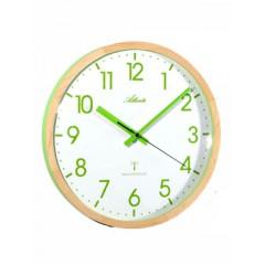 Nástenné hodiny Atlanta  4395/6, rádiom riadené 30cm