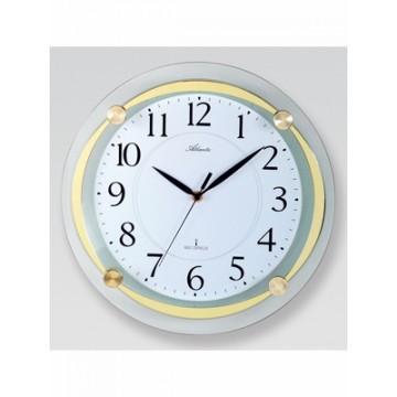 Nástenné hodiny Atlanta 4297/9, rádiom riadené, 35cm