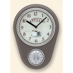 Nástenné hodiny Atlanta 6121/3, 23cm