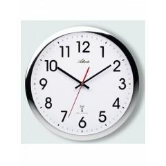 Nástenné hodiny Atlanta 4219/19, rádiom riadené, 35cm