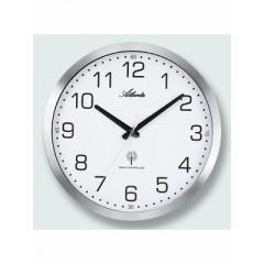 Nástenné hodiny Atlanta 4371/0, rádiom riadené, 30cm