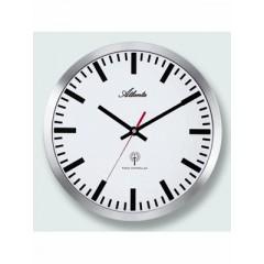 Nástenné hodiny Atlanta 4371/B, rádiom riadené, 30cm