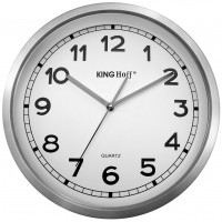 Nástenné hodiny, Kinghoff, 5026, 34cm