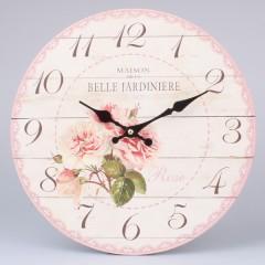 Nástenné hodiny HLC, Belle Jardiniere, 34cm