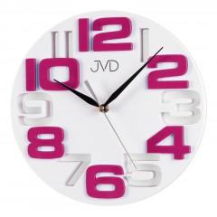 Nástenné hodiny JVD H107.7 25cm