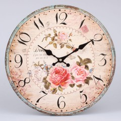Nástenné hodiny HLC, Dream, 34cm