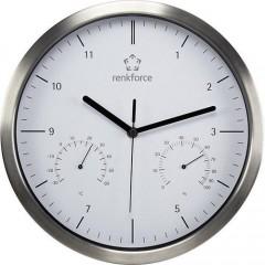 Nástenné hodiny Renkforce A01, 30 cm