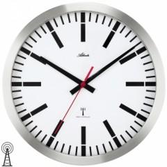 Nástenné hodiny Atlanta 4374, rádiom riadené, 45cm