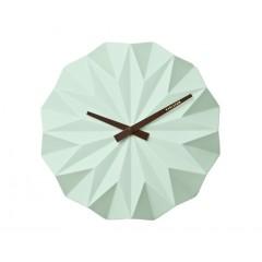 Nástenné hodiny KA5531MG Karlsson, Origami, 27cm