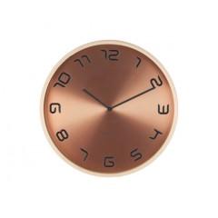 Nástenné hodiny KA5611CO, Karlsson, Bent Wood, 35cm