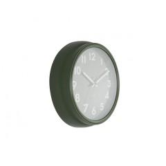 Nástenné hodiny KA5610GR, Karlsson, Badge, 38cm