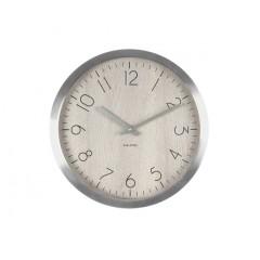 Nástenné hodiny KA5609WH, Karlsson, Wood Charm, 35cm