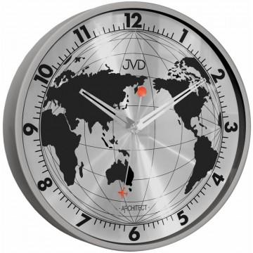 Nástenné hodiny JVD -Architect- HC15.1, 30cm