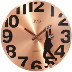 Nástenné hodiny JVD -Architect- HC14.2, 30cm